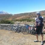 Ruta bicicleta La Esperanza - Teide - 2