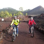 Ruta bicicleta Volcán Chinyero - 3