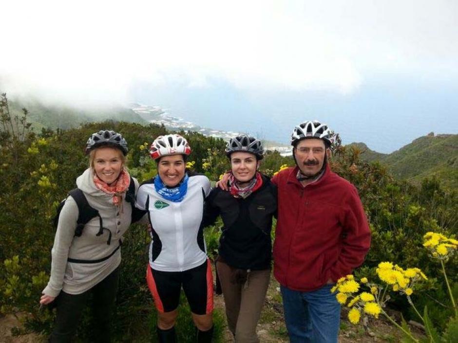 Ruta bicicleta Anaga Tegueste