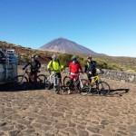 Ruta en bici Izaña - la caldera la orotava - 3