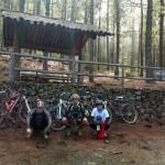 Ruta en bici Izaña - la caldera la orotava - 4