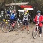 Ruta en bici Izaña - la caldera la orotava - 5